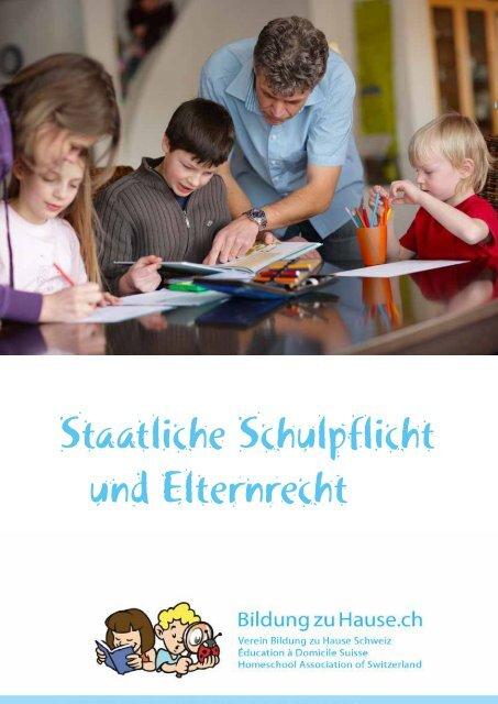 Staatliche Schulpflicht und Elternrecht