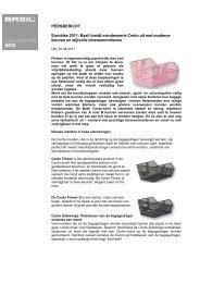 für Ø 30-50 mm Basil Steuerkopfrohrhalter Edo Aluminium universal
