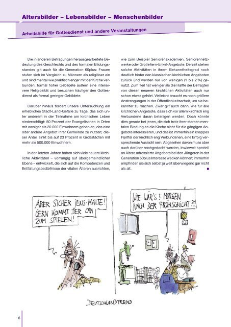 Altersbilder – Lebensbilder – Menschenbilder - Diakonisches Werk ...