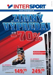 Radosť z lyžovania v Rakúsku! - Intersport