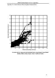 REMP Technical Report 14 Vol. 2: Appendices Appendix A7.1 ...