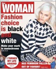 Gaz New Woman - Newsquest