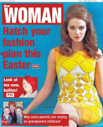 Echo New Woman 25 03 13 - Newsquest