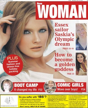 New Woman 23 07 12 - Newsquest Media Group