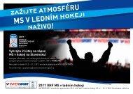 2011 IIHF MS v ledním hokeji - Intersport