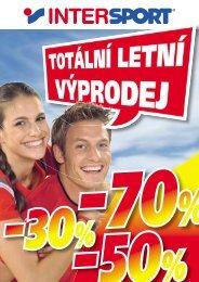 70% -30% -50%www.intersport.cz