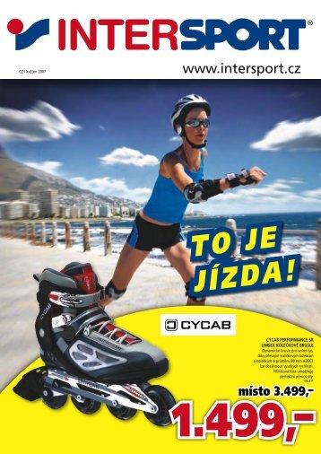to je jízda! - Intersport