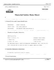 MSDS for #23881 - ELMERS GLUE-ALL - Dick Blick