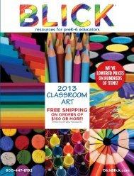 new! - Dick Blick