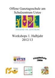 Offene Ganztagsschule am Schulzentrum Uetze ... - Realschule Uetze