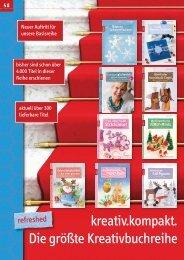 kreativ.kompakt. Die größte Kreativbuchreihe - Knauf-Textil ...