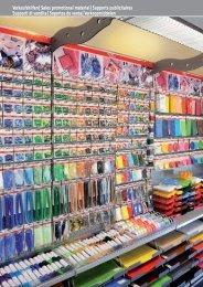 Verkaufshilfen|Sales promotional material|Supports publicitaires ...