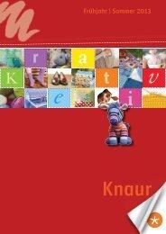Frühjahr | Sommer 2013 - Knauf-Textil Großhandel