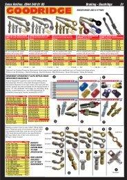 Goodridge 31 - Busters Accessories