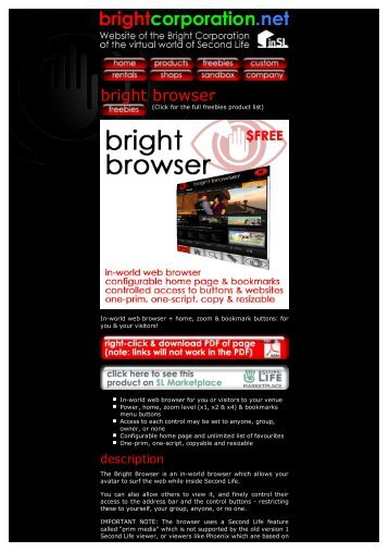 bright browser