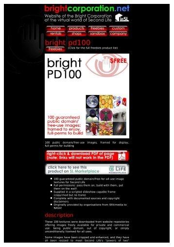 bright pd100