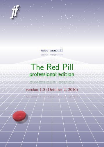 The Red Pill The Red Pill