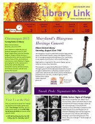 to view the most recent issue - Cecil County Public Library
