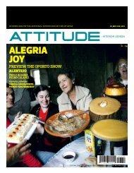 Attitude Interior Design - Lígia Casanova