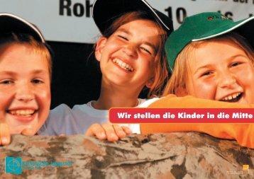 Jahresbericht 2005 - KJS Diözese Linz - Katholische Jungschar