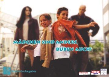 Jahresbericht 2001 - Linz - Katholische Jungschar