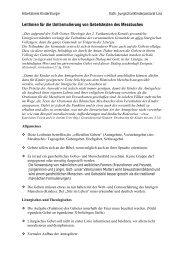 Leitlinien für die Umformulierung von Gebetstexten (pdf) - Linz