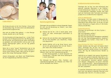 neuen Familienformen - Linz - Katholische Jungschar
