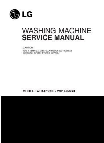 SERVICE MANUAL - Jordans Manuals