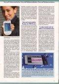 Telekommunikation und Foto wachsen zusammen - Seite 6