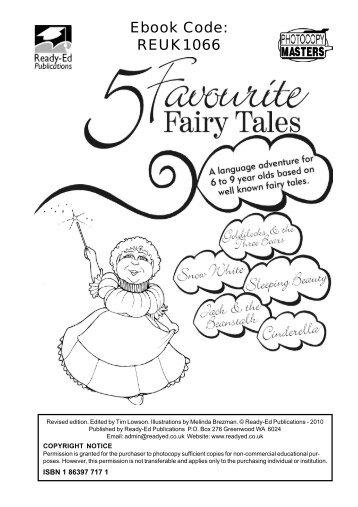 Favourite Fairy Stories-UK.p65 - eResourcesforteachers.co.uk