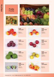 FRUTTA Frutta - Krepppapier