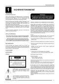 BEDIENUNGSANLEITUNG - Barco - Seite 6