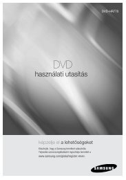 Samsung DVD-HR770 DVD író