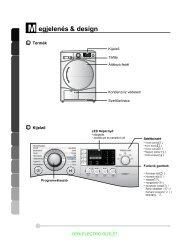 LG RC8041A3 szárítógép - GRX Electro Outlet