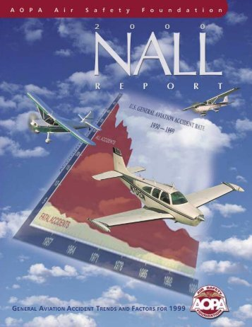 Joseph T. Nall Report - Aircraft Owners and Pilots Association