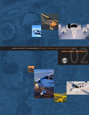 2002 Nall Report - Aircraft Owners and Pilots Association