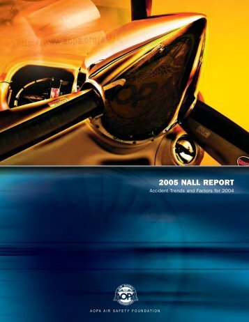 2005 NALL REPORT - Aircraft Owners and Pilots Association