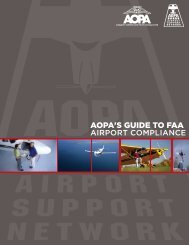 compliance - Aircraft Owners and Pilots Association
