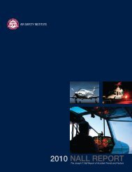 REPORT NALL 2010 - Aircraft Owners and Pilots Association