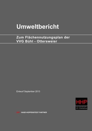 Umweltbericht - Stadt Bühl