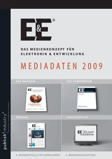 M E D I A D AT E N 2 0 0 9 - EuE24.net