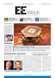 E&Eweek 21-10 Seite 01.indd - EuE24.net