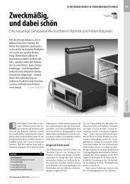 E&V E&EK Polyrack LN125.indd - EuE24.net