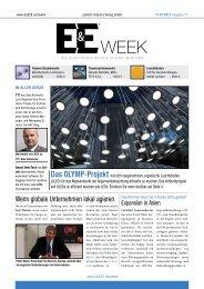 Das OLYMP-Projekt - EuE24.net