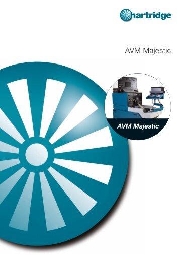 AVM Majestic - Hartridge Test Equipment