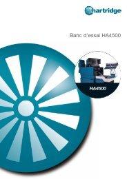 HA4500 - Hartridge Test Equipment