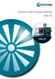 CRp-PC (pdf) - Hartridge Test Equipment