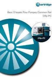 CRp-PC - Hartridge Test Equipment