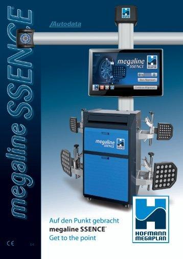 megaline SSENCE - Hofmann Megaplan