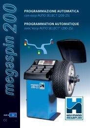 """easy AUTO SELECT"" (200-2S) - Hofmann Megaplan"